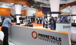 Primetals Technologies was one of the numerous exhibitors at METEC 2019 in Düsseldorf/Germany. © ctillmann/Messe Düsseldorf