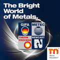 Logo The Bright World of Metals